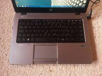HP Elitebook 840 G2 Laptop - 5th Gen i5, 8GB RAM, New Genuine Battery, Trackpad & Keyboard