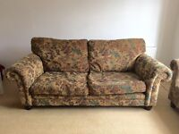 Sofas and armchair