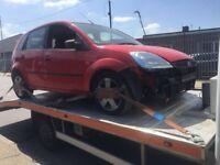 We buy any scrap car and van - RCS Scrap Yards