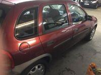 Vauxhall Corsa Full Automatic 1.2 CDX 5 Doors
