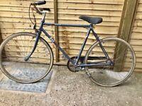 Men's vintage BSA metro bike