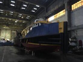 Steel Work Boat