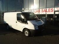 DIESEL 2013 63 FORD TRANSIT 2.2 260 LR 99 BHP***GUARANTEED FINANCE***PART EX WELCOME***