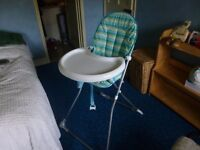 High Chair by Mothercare