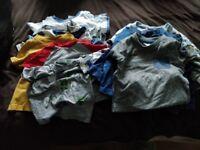 Baby 6-9 month boy clothes bundle