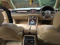 Audi A8 LWB 4.0l diesel