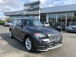 2015 BMW X1 Clean SUV, Navi, Leather, Langley