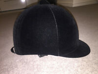 Horse riding helmet, size 56 cm, almost new