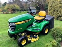 "John Deere X305R Ride on Mower -42"" deck - collector - lawnmower tractor - Kubota/Countax"