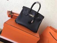 Hermes Birkin 25 cm Togo Leather
