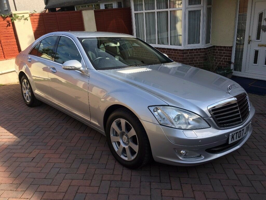 2007 mercedes benz s class s320 cdi 3.0 v6 7g tronic | in sea