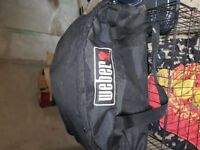 Webber Q portable gas bbq good condition all working inc carry bag
