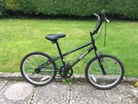 """Bmx apollo switch 20"""" only used handful of times good condition"""