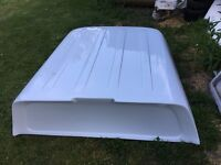 Ford ranger super cab canopy truck man top 64x74 inc clamps pick up £275
