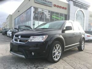2013 Dodge Journey 1 Owner * RT All Wheel Drive * 7 Passenger *