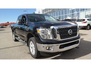 2016 Nissan Titan XD SV,4X4,Nav,Htd seats, Back up camera