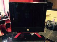 """ACER Ferrari LCD TV 17 """""""