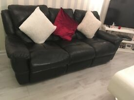 Recliner Sofa for sale 3 + 2 seater