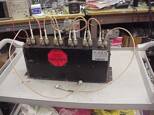 UHF Cellwave Duplexer  526-4-SR-2  120DB Isolation For GMRS DUPLEXER