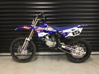2017 YAMAHA YZ 85 KIDS MOTOCROSS MX BIKE