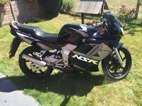 NSR 125 Learner Legal Motorbike