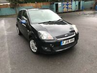 FORD FIESTA 1.4 GHIA 2008 5DR *CHEAP CAR*