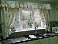 Specially made curtains for sale
