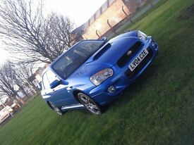 2004 SUBARU WRX TURBO LOW MILES 76K FSH VERY CLEAN EXAMPLE NO OFFERS MAY PX