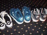 x3 pairs Nike Air - Airmax