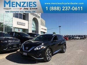 2015 Nissan Murano Platinum, AWD, PAN Roof, NAVI, Clean Carproof