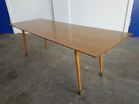 SCANDINAVIAN DESIGN TEAK OCCASIONAL / RETRO COFFEE TABLE DELIVERY AVAILABLE