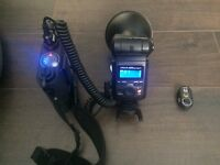 nterfit Strobies Pro Flash One Eighty with Battery Pack and Interfit Pro Flash Trigger Receiver