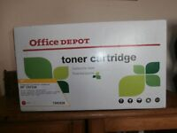 office depot toner cartridge compatible with HP C9733A