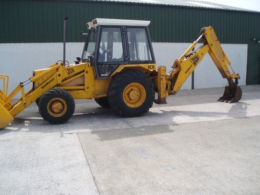 JCB 3CX ( Project 7) 1991 4WD SITEMASTER | in Ballinderry Upper, County  Antrim | Gumtree