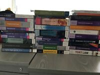 QUICK SALE for all law students 32 LAW BOOKS BRAND NEW AND PERFECT CONDITION. Amazing deal