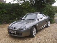 MG TF 130 1.8 Convertible 2004