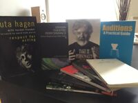 Acting books and plays - Brilliant selection!