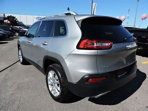 2016 Jeep Cherokee LIMITED, TOIT PANO, NAV, CRUISE ADAPTATIF West Island Greater Montréal image 8
