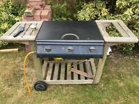 Free gas BBQ in need of some TLC