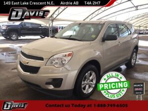 2015 Chevrolet Equinox LS CD PLAYER, SEATS 5, CRUISE CONTROL
