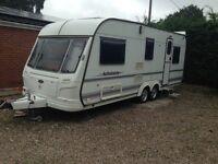 Caravan Coachman Laser 590/5