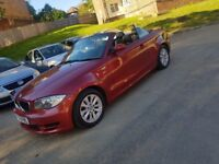 BMW 118 Convertible