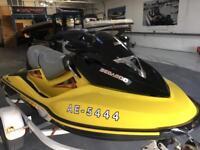 Seadoo GTX supercharged Jetski