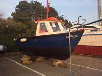 Maritime 21 Fishing Boat