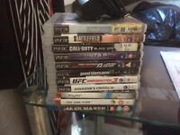 PS3 10 games