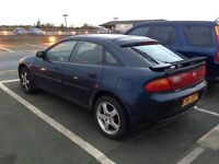 1998 MAZDA 323F 1.8i EXECUTIVE - LOW MILEAGE - FOR SPARES OR REPAIR
