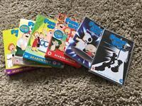 Family Guy DVD Boxsets