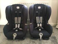 Britax Duo Plus Isofix Black Thunder Car Seat x 1 for sale