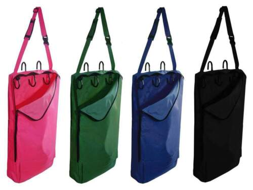 Derby Originals Halter Bridle Carry Carrier Bags with Swivel Hooks Retail $49
