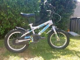 Dawes Blowfish 14 inch kids bike